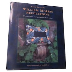 William Morris Needlepoint Book