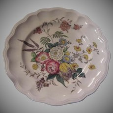 Spode Gainsborough Dinner Plates Set 6 Fine China