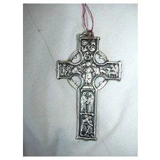 Symboline Sterling Silver Orthodox Cross