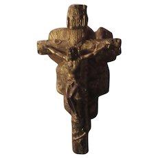 Jesus Crucifix Paperweight Statue Figurine