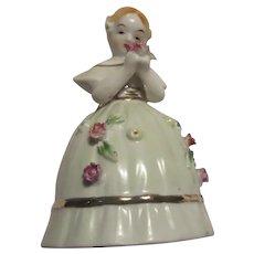 Little Girl Figurine Bell