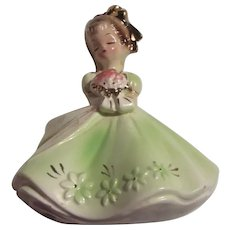 Josef Happy Birthday Girl Figurine