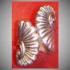 Los Ballesteros Mexican Sterling Silver Bracelet Fine Signed Designer Jewelry