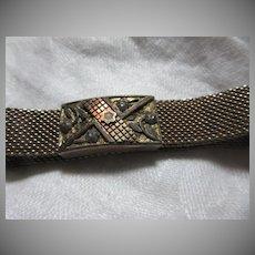 Antique Victorian Slide Bracelet