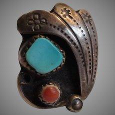 Older Native American Ring