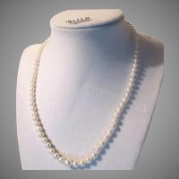Tradition Cultured Pearls Orig Box Fine Jewelry