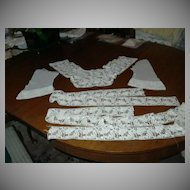 Old Lace Collar Sleeves & Edgings