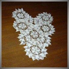 Crochet Collar Or Bodice Piece