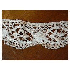 Old Crochet Lace Edging