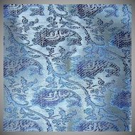 Old Brocade Runner Table Scarf Shawl