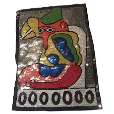 Needlework Sequin Bead Art