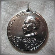 Pope Pius XII Jubilee Medal
