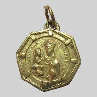 St Anne Virgin Mary Medal