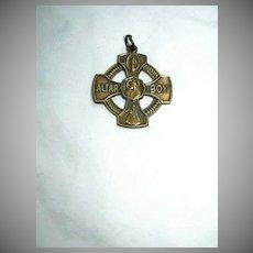 Altar Boy 3 Way Medal