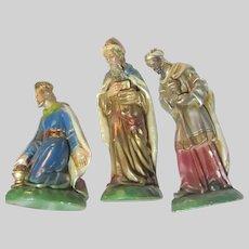 Set 3 Kings Wise Men Large