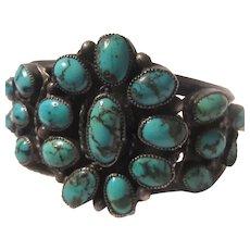 Native American Bracelet Arizona Turquoise