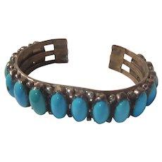 Native American Bracelet Fine Turquoise