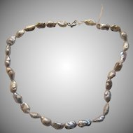Artisan Souffle Cultured Pearls Necklace