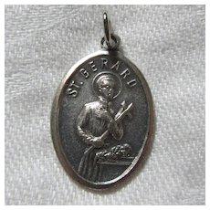 St Gerard Reliquary Medal