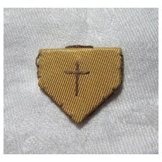 Blessed F Valentinus Paquay Pocket Reliquary