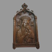 Virgin Mary Infant Jesus Our Mother of Perpetual Help Greek Icon Art Miniature House Blessing