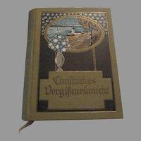 Christliches Vergißmeinnicht  Illustrierte Ausgabe German Illus Bible Quotes Birthday Book