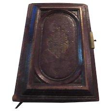 Perlen Der Andacht Beads of Devotion German 1890 Prayer Book