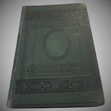 The Story of Benvenuto Cellini The Italian Goldsmith Old Biography Book