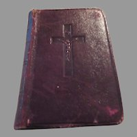 Wianek Najswietszej Polish Large Print Catholic Prayer Book
