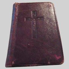 Wianek Najswietszej Polish Large Print Catholic Prayer Book