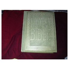 Holy Bible King James Version Clarified Reference Family Bible
