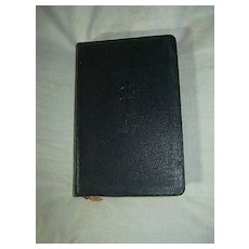 God And My Heart 1938 Prayer Book