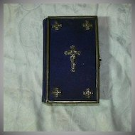 1865 Book Of Common Prayer Decorative Binding