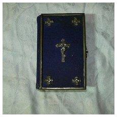 1865 Book Of Common Prayer Decorative Binding