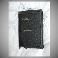 Holy Bible Self Pronouncing Edition Old Edition John Winston Publishers