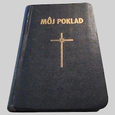 Moj Poklad 1945 Slovak Prayer Book Catholic