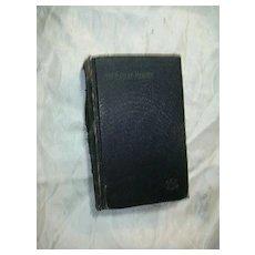 1938 The Key Of Heaven Prayer Book