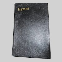 Hymns Ancient and Modern Old Hardback Prayer Hymnal Book