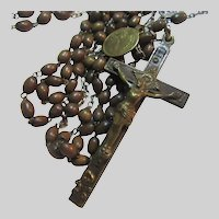 Old Nuns or Priests Franciscan Rosary