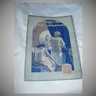 Clark's Designs For Smart Underthings 1922 Crochet Needlework Book