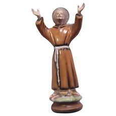 St Francis Statue Figurine Saint For Animals Statue