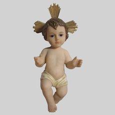 Infant Baby Jesus Figurine Nativity