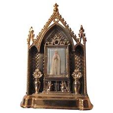 Virgin Mary Tiny Shrine Fatima