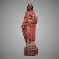 Anri 1961 Figure Jesus Miniature
