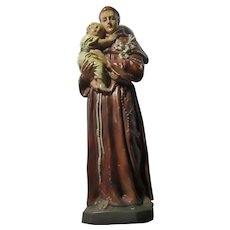 St Anthony & Infant Jesus Large Statue