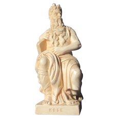 Moses Religious Figurine