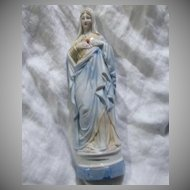 Mary Immaculate Heart Statue of the Holy Mother Fine Catholic Devotion