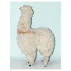 Antique Toy Alpaca - Rare!