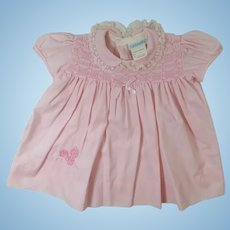 Vintage NWT Nanette Baby Dress Size 0
