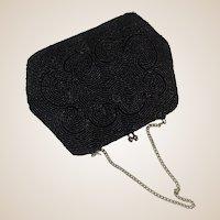 Beaded Handbag Cocktail Bag by Josef